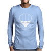 Metroid Samus Aran Mens Long Sleeve T-Shirt