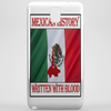 Mexican History, Written With Blood Phone Case