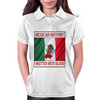 Mexican History, Written With Blood Womens Polo