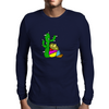 Mexican Mens Long Sleeve T-Shirt