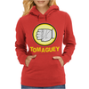 Mexican Toma Guey Womens Hoodie