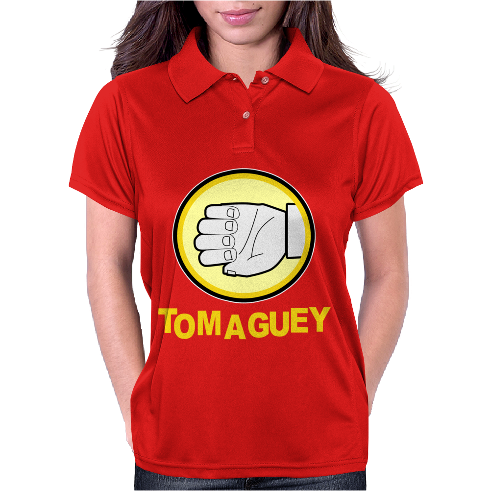 Mexican Toma Guey Womens Polo