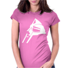 Mf Doom Mask Hip Hop Womens Fitted T-Shirt
