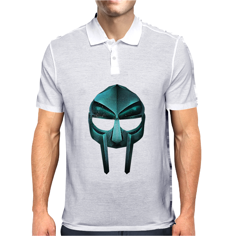 Mf Doom Mask Madlib Madvillain Wu Tang Mens Polo