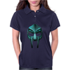Mf Doom Mask Madlib Madvillain Wu Tang Womens Polo