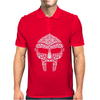 MF Doom Mask Mens Polo