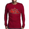 Mgk Lace Up Mens Long Sleeve T-Shirt