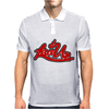 Mgk Lace Up Mens Polo
