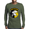 Mgs  Militaires Sans Frontieres Mens Long Sleeve T-Shirt