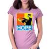 Miami Baseball Hope Adam Greenberg Concussion Comeback Womens Fitted T-Shirt