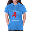Michael Caine Get Carter Now behave Yourself Womens Polo