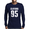 Michael Cliffor 95 5SOS 5 Seconds Of Summer Mens Long Sleeve T-Shirt