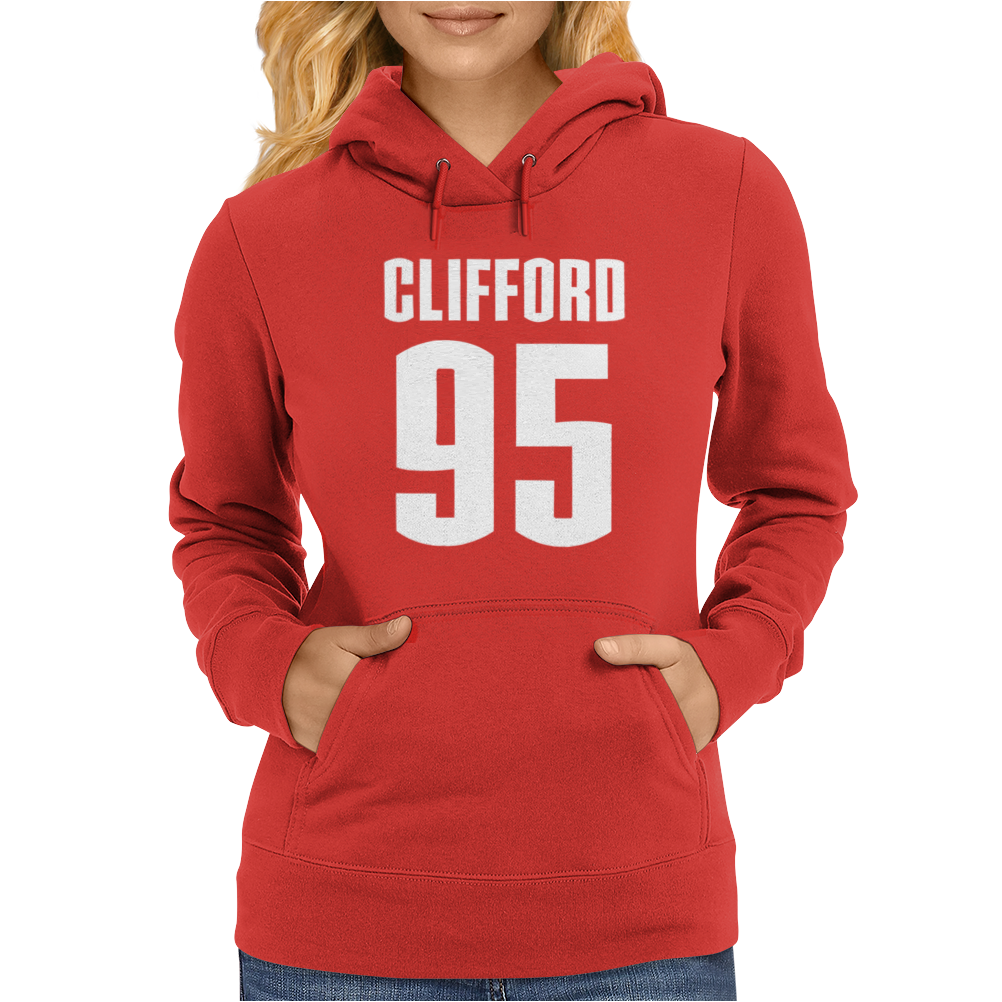 Michael Cliffor 95 5SOS 5 Seconds Of Summer Womens Hoodie