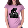 Michael jackson E.T. The extra-terrestrial Womens Fitted T-Shirt