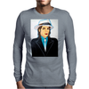MICHAEL JACKSON Mens Long Sleeve T-Shirt
