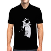 Michael Jackson Pose Mens Polo