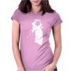Michael Jackson Pose Womens Fitted T-Shirt