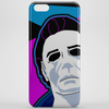 Michael Myers in the 1980's Phone Case