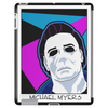 Michael Myers in the 1980's Tablet (vertical)