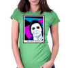 Michael Myers in the 1980's Womens Fitted T-Shirt