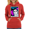 Michael Myers in the 1980's Womens Hoodie