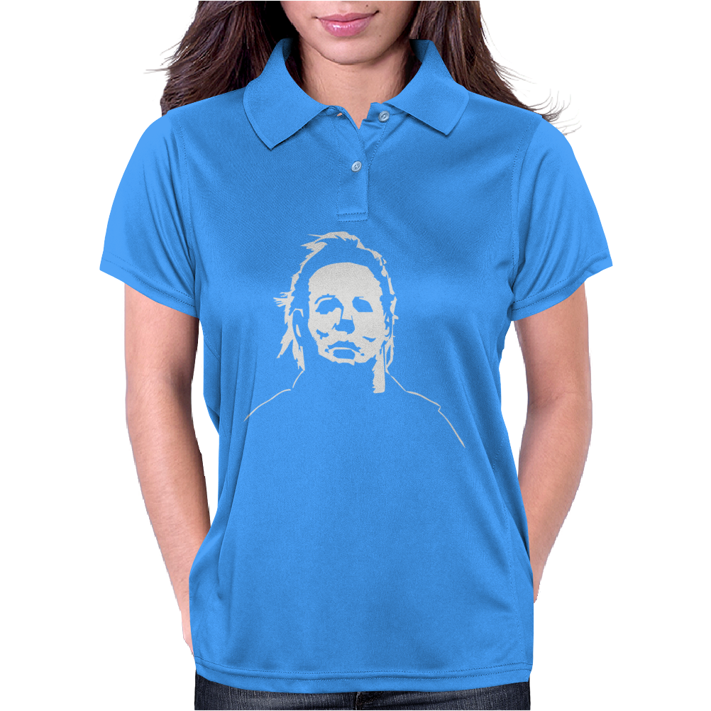 Michael Myers Womens Polo