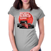 Michele Alboreto - 1985 Nürburgring Womens Fitted T-Shirt