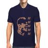Michigan Wolverines Jim Harbaugh` Mens Polo