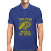 Michigan Wolverines Mens Polo