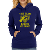 Michigan Wolverines Womens Hoodie