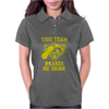 Michigan Wolverines Womens Polo