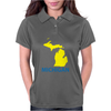 MICHIGAN Womens Polo