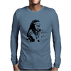 Michonne Mens Long Sleeve T-Shirt