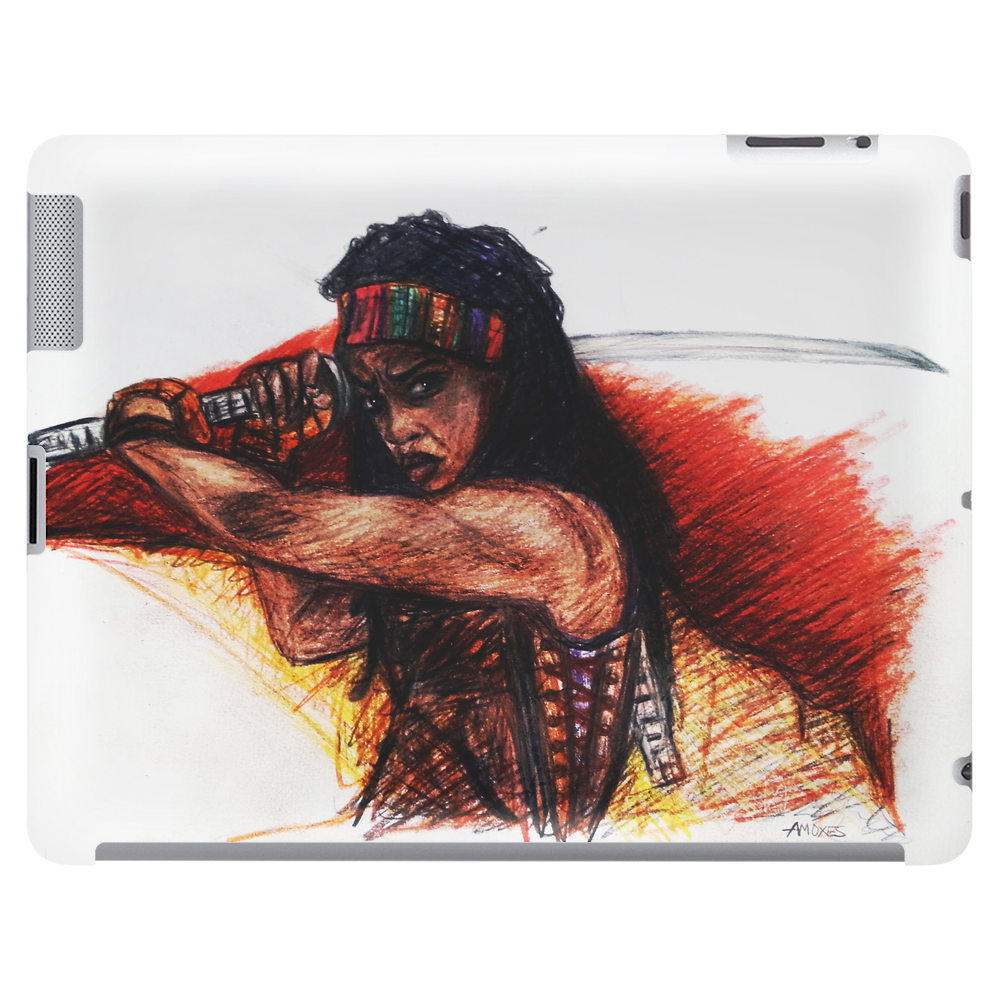 Michonne Tablet (horizontal)