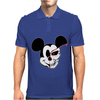 Mick The Mouse Terminator Mens Polo
