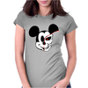 Mick The Mouse Terminator Womens Fitted T-Shirt