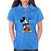 Mickey Mesmerized Womens Polo