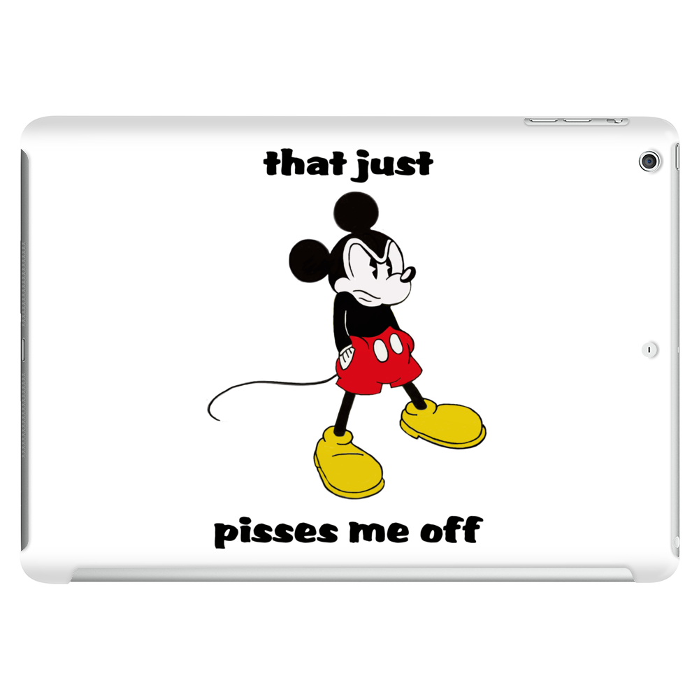 Mickey Mouse angry   Tablet (horizontal)