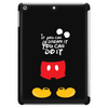 mickey mouse . if you can dream it you can do it Tablet (vertical)