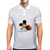 Mickey Snorts  Mens Polo