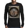 Microphone Mens Long Sleeve T-Shirt