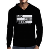 Mid and Feed Mens Hoodie