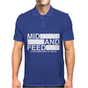Mid and Feed Mens Polo