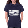 Mid and Feed Womens Polo