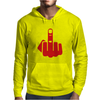 Middle finger Mens Hoodie