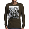 Midnight Riders Mens Long Sleeve T-Shirt