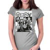 Midnight Riders Womens Fitted T-Shirt