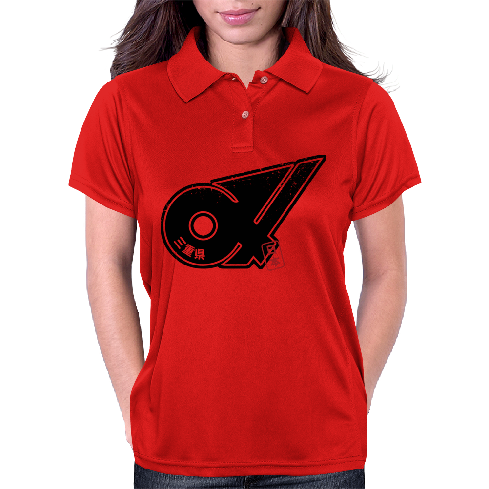 MIE Japanese Prefecture Design Womens Polo