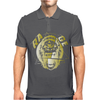 Mighty Gorilla Rage Mens Polo