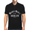 Mighty Mick's Boxing Gym Mens Polo